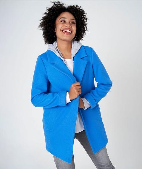 Soft Unlined Coat