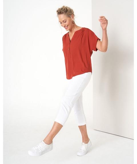 Extended Sleeve Shirt