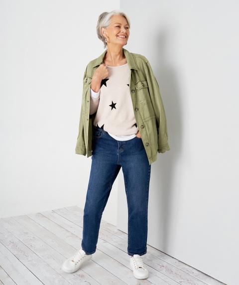 Full Length Jean