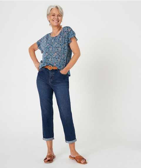 The Relaxed Premium Jean