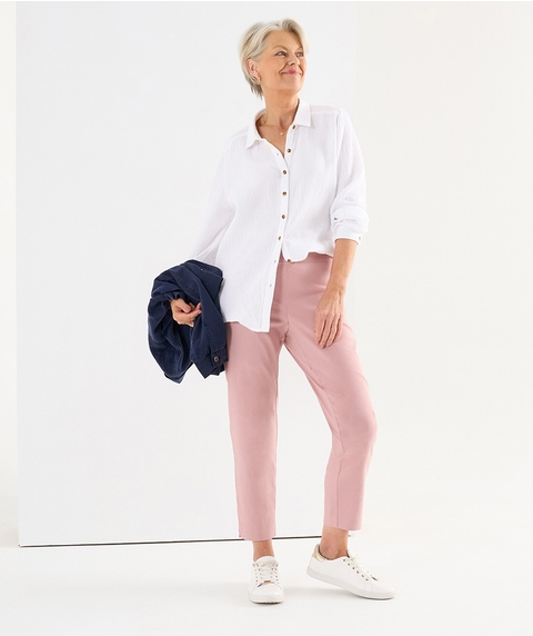 A/L Coloured Microtwill Pant