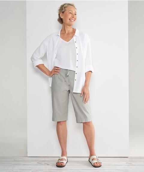K/L Cotton Sheeting Shorts