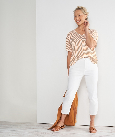 A/L Light Wash Relaxed Premium Jean